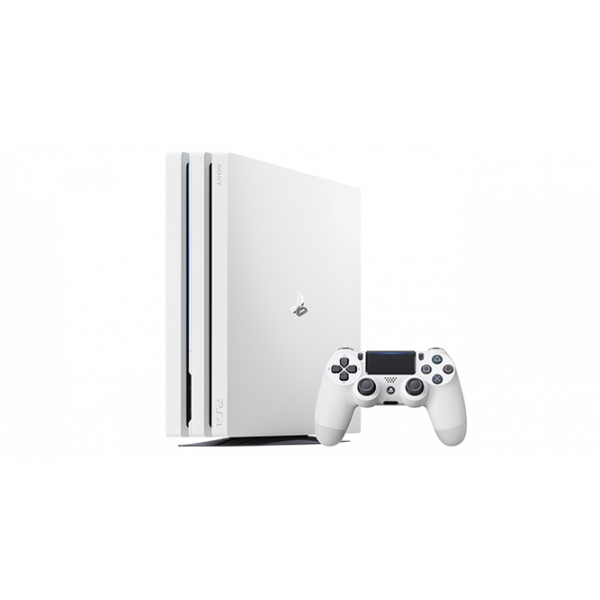 PS719348474 PlayStation 4 Pro 1TB белый