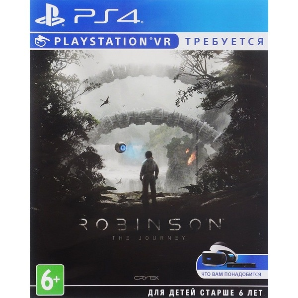 Robinson The Journey VR PS4