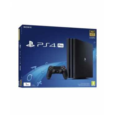 PS4 Pro 1TB GammaChassis Black/RUS