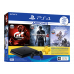 PS719395171 PlayStation 4 500GB GT Sport, Uncharted 4, Horizon Z