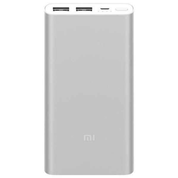 Power bank Xiaomi 2S(model 2018) 10000mAh black/blue