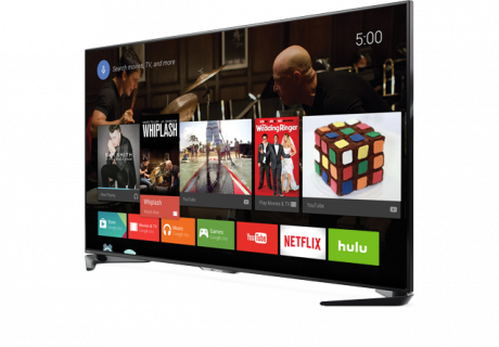 Телевизоры с Android TV