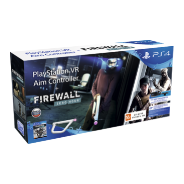 PS719394273 PS VR Aim Controller + Firewall Zero Hour