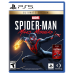 Spider-Man Remastered Ultimate Edition PS5