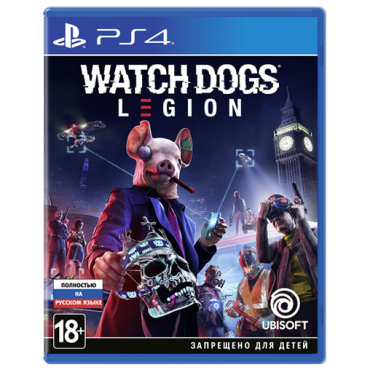 Watch_Dogs: Legion PS4
