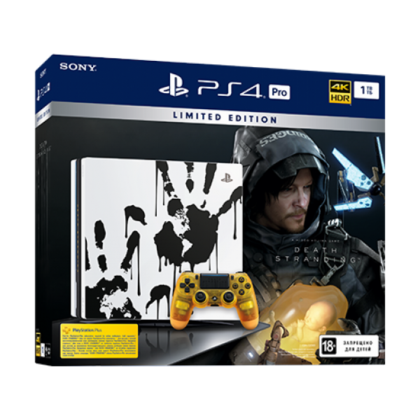 PS719327608 Death Stranding/LE PS4 PRO 1TB G/RSC