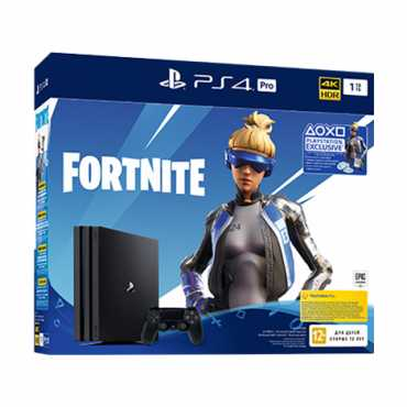 PS719941507 Fortnite VCH (2019)/PS4 Pro 1TB G/RUS